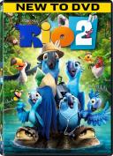 Rio 2 [DVD_Movies]