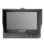 Andoer Lilliput 18cm 665/O/P LCD Video Camera Monitor with HDMI YPbPr