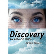 Discovery: An Area of Study