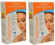 Sally Hansen Cream Hair Remover Kit