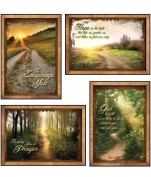 Peaceful Pathways - KJV Scripture Greeting Cards - Boxed - Encouragement