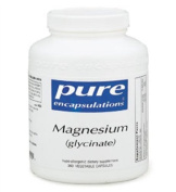 Pure Encapsulations - Magnesium (glycinate) 90's