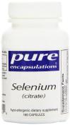 Pure Encapsulations - Selenium (citrate) 180's
