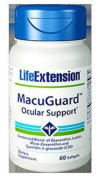 Life Extension Macuguard Ocular Support Softgels, 60 Count