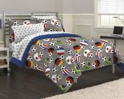 Soccer Fever Teen Bedding Comforter Set