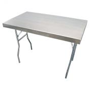 Pit Pal Products 156 60cm x 110cm Aluminium Work Table