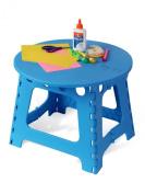 Superior Kids Folding Table Round