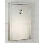 Koala Kare (KB111-SSWM) - Stainless Steel Vertical Baby Changing Station