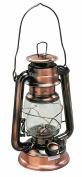 25cm Copper Plated Hurricane Oil Lantern