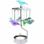 Bird Rotary Candleholder