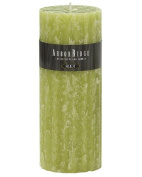 Root Candles Unscented ArborRidge Pillar Candle, 7.6cm by 19cm , Willow