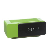 Areaware Decorative Alarm Dock for iPhone 5, Green