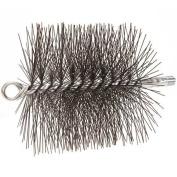 23cm Round Wire Chimney Brush