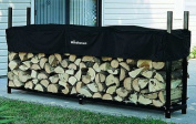 The Woodhaven 2.4m Firewood Log Rack - Woodhaven Official Site