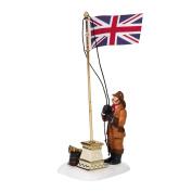 Dickens' Raising the Flag, 58555