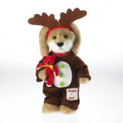 Boyds Holiday Goodfriends Plush - Max Goodfriend with Lil' Ruby 25cm