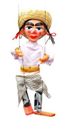 Mexican Marionette Puppets - Chica