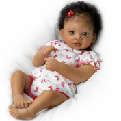 Ashton-Drake Interactive Baby Doll By Waltraud Hanl