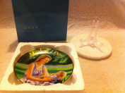 Avon Mother and Child 2006 Mother's Day Collectible Plate