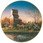 Above The Fruited Plain by Terry Redlin 21cm Decorative Collector Plate