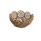 Shiraleah Noemi Macrame Decorative Bowl