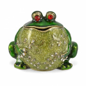 Welforth Big Belly Frog Jewellery Box J-871