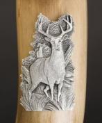 Whitetail Deer Medallion