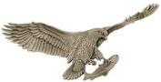 Eagle/Fish Medallion