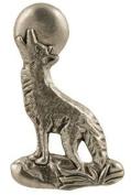 Coyote Medallion