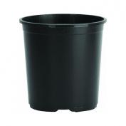 Myers Industries Inc NCS03000G18 Black Squat Pot