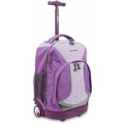 J World Sunday 46cm Rolling Backpack
