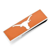 Cufflinks, Inc. PD-UT-MC University of Texas Longhorns Money Clip