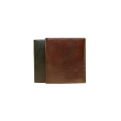 Ultimo Leather Hipster Wallet with I.D. Window