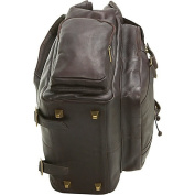 Le Donne Leather Large Traveller Back Pack