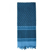 Rothco Shemagh, Blue and Black