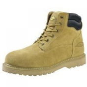 Diamondback 01/09/12 Workboot 15cm Suede Leather 9 Suede Leather Extra Wide Width - Pair