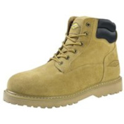 WORKBOOT 15cm SUEDE LEATHER 7.5