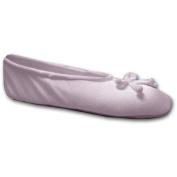 MUK LUKS - Stretch Satin Ballerina Slippers