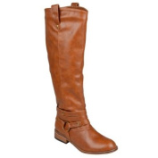 Brinley Co. Women\'s Mid-calf Riding Boots