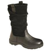 Baffin BELL-W003 BK1 6 Eska Black Boot Size 6