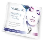 Natracare Cleansing Make-Up Removal Wipe 20wipes
