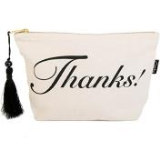 Make-up Bag 'Thanks!'