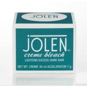JOLEN 1oz or 30 ml CREME BLEACH REGULAR LIGHTENS EXCESS DARK HAIR