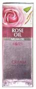 Rose Oil & Argan Oil Intensive Anti-Wrinkle, Instant Lift, Hydration Rich Eye-Contour Cream (Paraban-Free) - 30ml