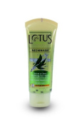 Lotus Herbals Neemwash Neem and Clove Ultra-Purifying Face Wash with Active Neem Slices, 120g