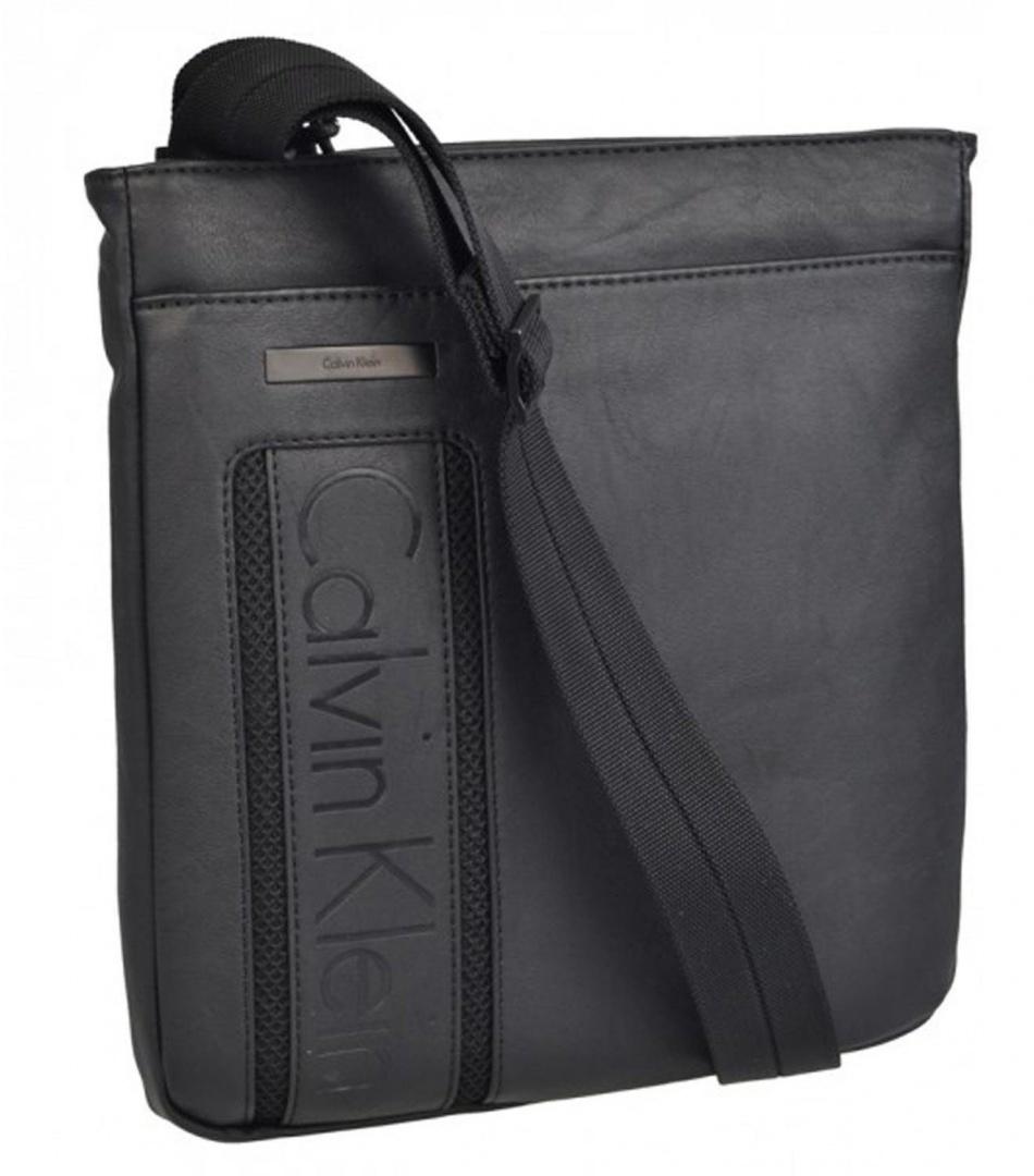 9412c29a1fe8 Calvin Klein Jeans Messenger Bag J5EJ500322 Black by Calvin Klein ...
