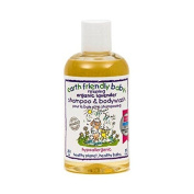 Earth Friendly Baby Calming Lavender Shampoo and Bodywash 250 ml
