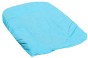 Bambisol Terrycloth Cover for Changing Mat - Turquoise