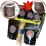 cgb_154430_1 InspirationzStore Occasions - 3rd Wedding Anniversary gift - Leather celebrating 3 years together third anniversaries three yrs - Coffee Gift Baskets - Coffee Gift Basket