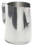 New Large 1480ml (Ounce) Espresso Coffee Milk Frothing Pitcher, Steaming Frothing Pitcher, Stainless Steel